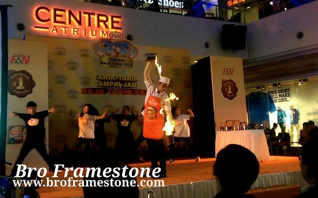 Teh Tarik Berapi - Juara Teh Tarik Thailand