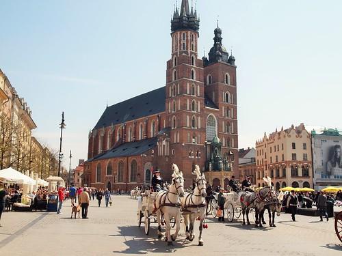 Krakow - St. Mary's Basilica