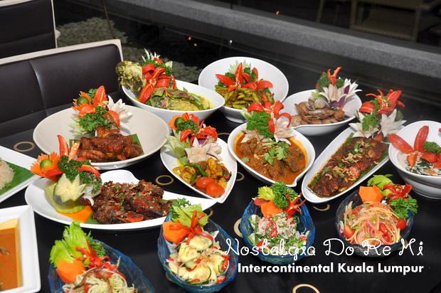 Ramadan Intercontinental Kuala Lumpur 9
