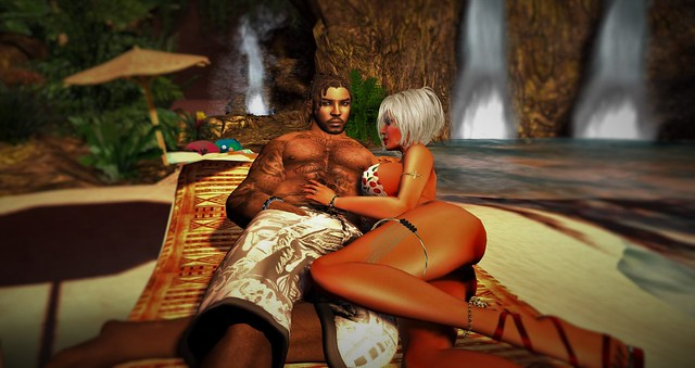 Partee & Omer on the beach_001 (2)
