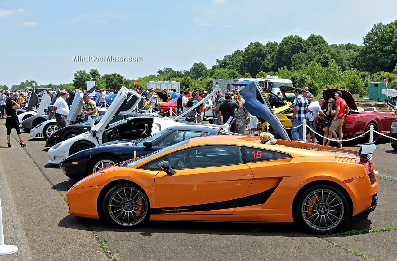 Lamborghini Gallardo Superleggera CF Charities