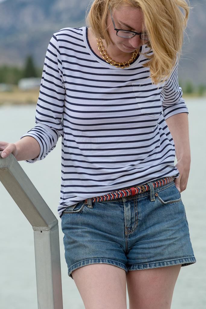 popbasic, le breton, striped shirt, dock, never fully dressed, withoutastyle, wyoming