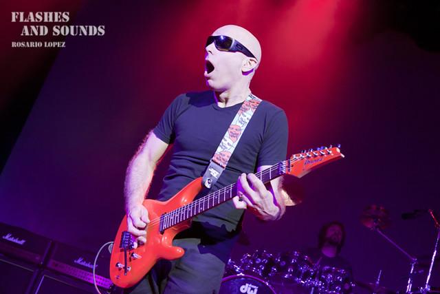 Joe Satriani en Barcelona