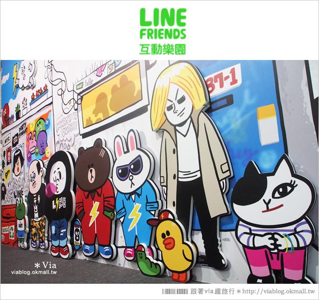 【台中line展2014】LINE台中展開幕囉!趕快來去LINE FRIENDS互動樂園玩耍去!(圖爆多)27