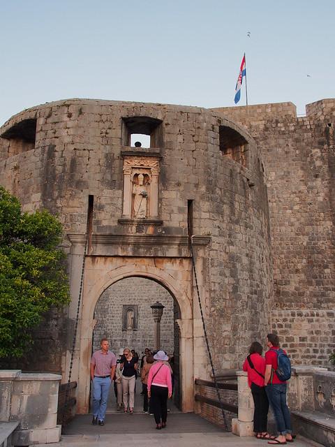 皮勒城門(Gradska Vrata Pile)
