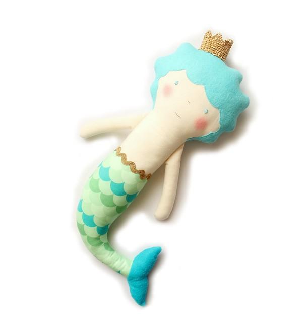 A sereia princesa :: The princess mermaid