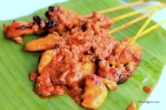 Kuala Lumpur Street Food Satay