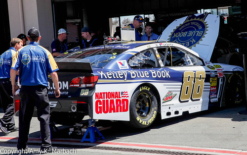 Dale Earnhardt Jr's Kelly Blue Book Car