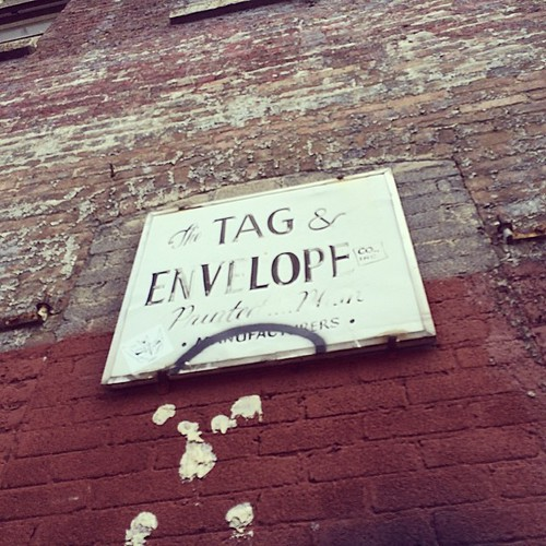The tag & envelope co