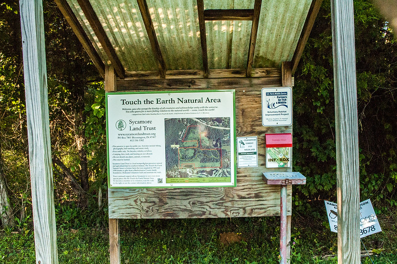 Touch the Earth Natural Area