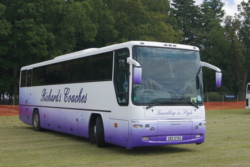 Norfolk Show - - Coaches 1B (c) David Bell