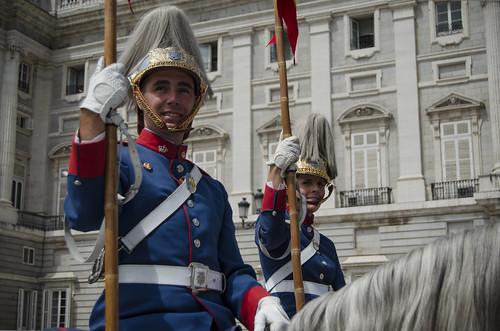 Guardia Real Española - Explore