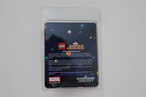LEGO Marvel Guardians of the Galaxy The Collector SDCC 2014 Exclusive