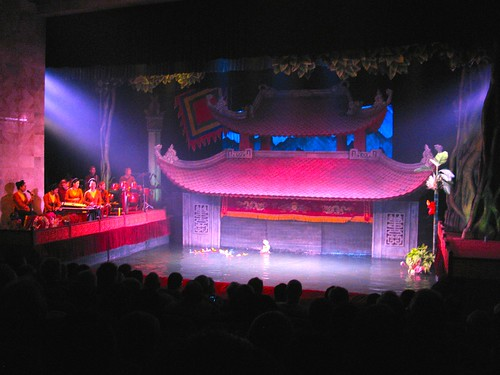 Teatro Municipal de Marionetas de Agua