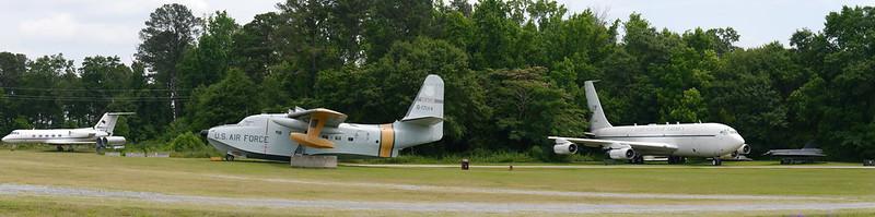Panorama: Warner Robins Museum of Aviation