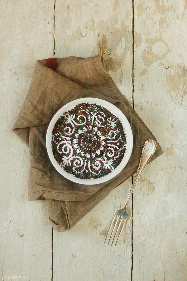 Malted Milk Brownies Mix   @ yumlaut.de