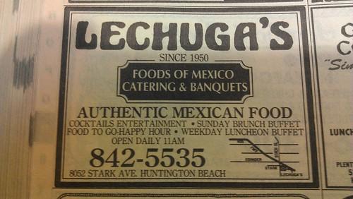 Lechuga's