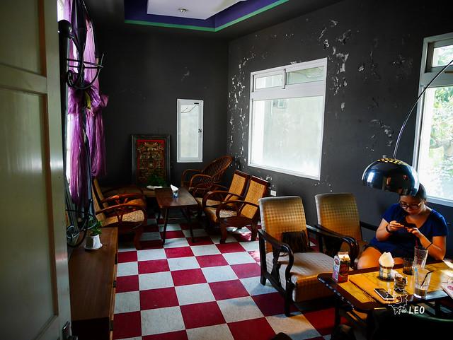 [新竹 北區]–深隱小巷,懷舊與舒適–咖啡螞蟻 Caf'e ANT