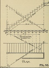 """Image from page 159 of """"Architectural drawing : a textbook that combines the parctical instructions and examples that the student needs, with the suggestive programs, supplementary problems, etc, required by the teacher, written by an architect of wide ex"""