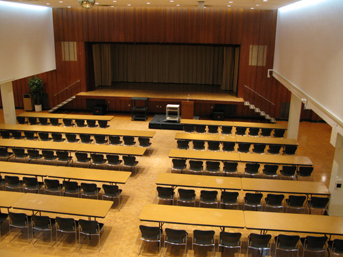 SPSC North Star Ballroom - Classroom