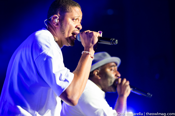 Jurassic 5 @ Greek Theatre, LA 7/12/14