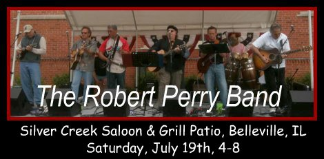 The Robert Perry Band 7-19-14