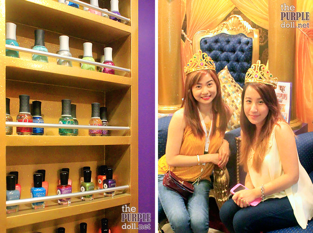 Hazel Uy of Princess Hazel Salon & Spa and The Purple Doll
