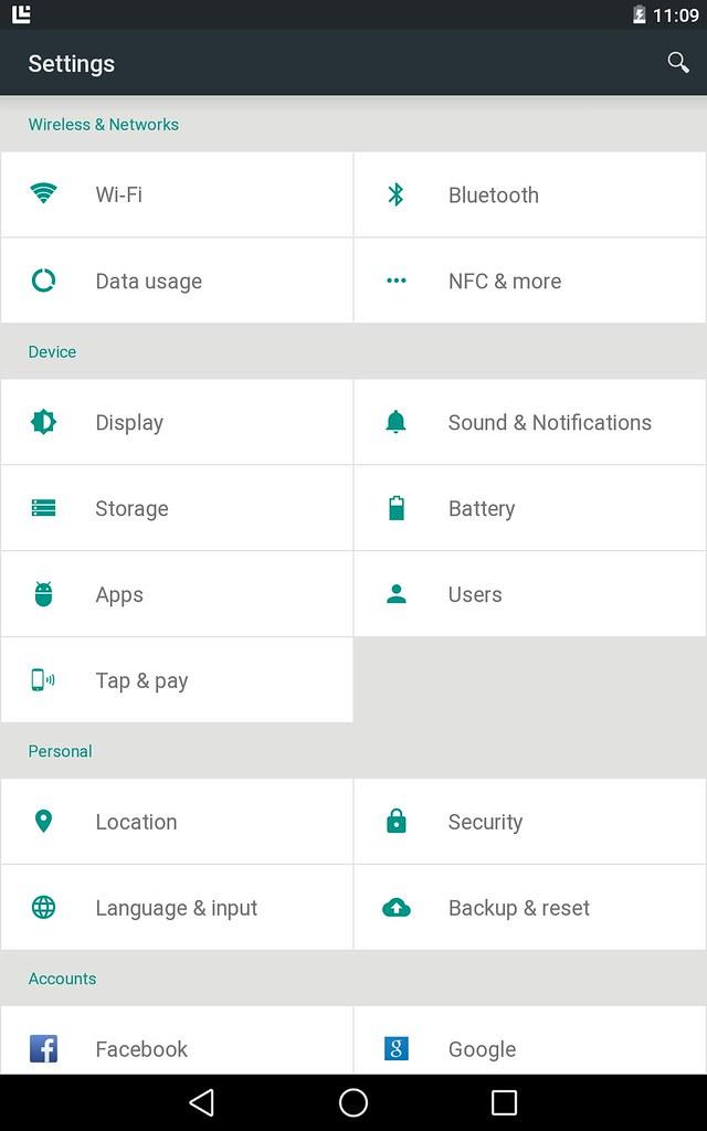Đánh giá sơ bộ về Android L và những cải tiến - 25373