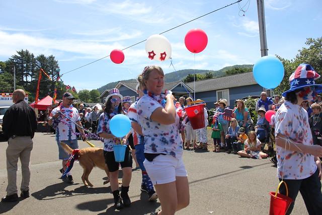 LA De Da Parade 2014
