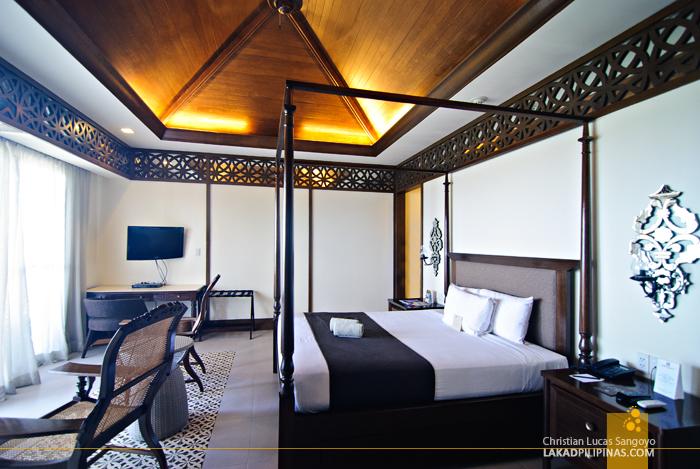 A Typical Room at Astoria Bohol Resort