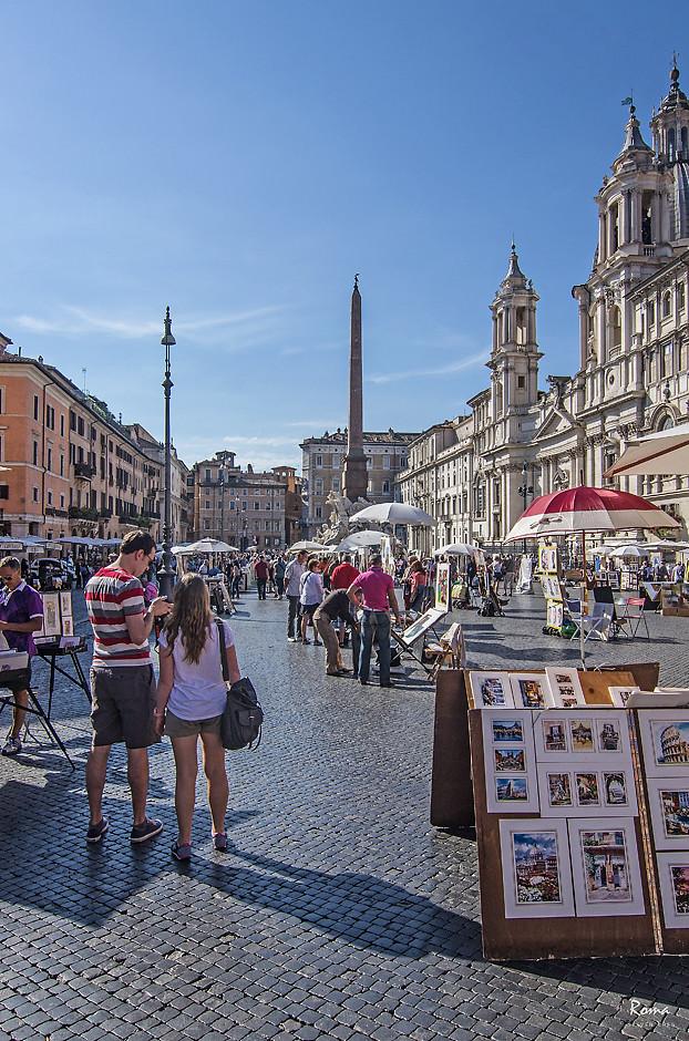 義大利、法國走到腿軟的自助旅行