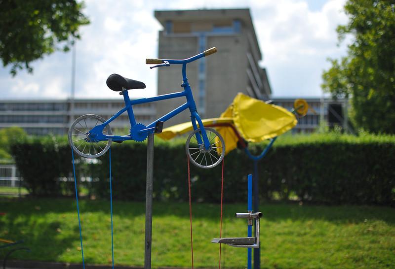 Evry Daily Photo - Les 50 ans de l Essonne - Les Velos 05