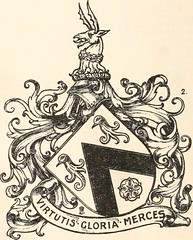 """Image from page 203 of """"Armorial families : a directory of gentlemen of coat-armour"""" (1905)"""