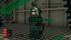 Green Archer! Coming Soon!
