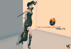 Hunger Games Tribute by Wicca\'s Wardrobe