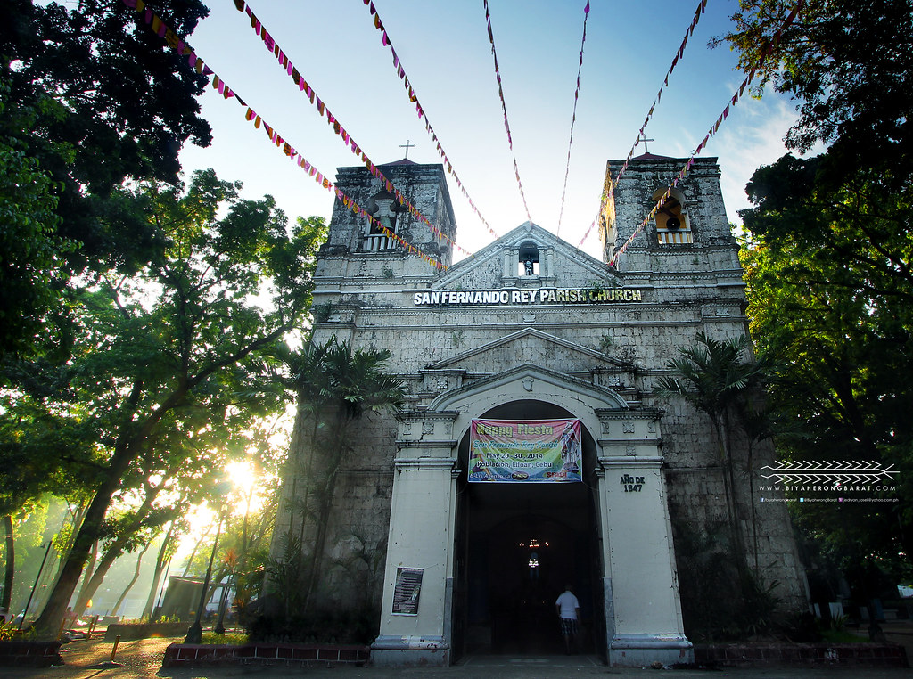 Liloan Church San Fernando Rey Parish Liloan Cebu
