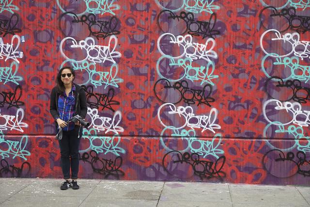 Photography vs. Graffiti