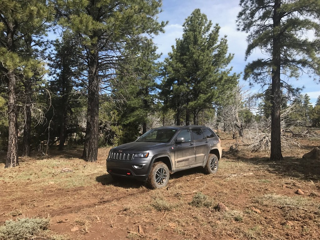 Has anyone sold their JK to buy a newer grand Cherokee? - Jeep
