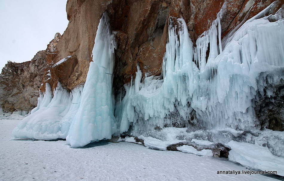 Синий лёд Байкала IMG_4177
