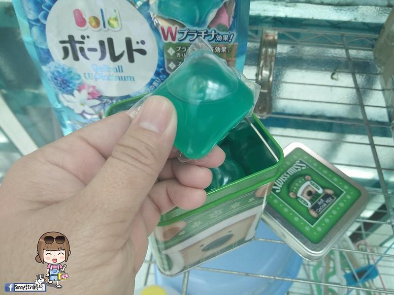 日本P&G寶僑洗衣膠球使用後記