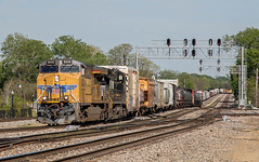 UP Train MCNNL-09