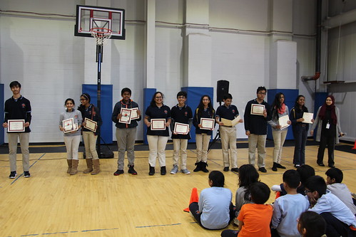 2016-2017 Second Quarter Award Ceremony