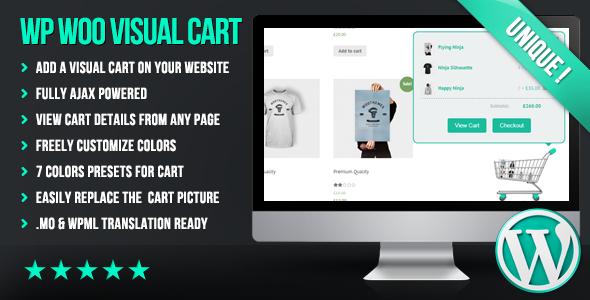 WP Woo Visual Cart v1.4.7
