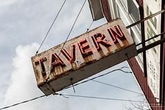 Tavern, Langley, Washington, Winter 2017