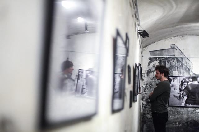 """Vernissage Ausstellung: Istanbul - der """"fremde"""" Blick"""