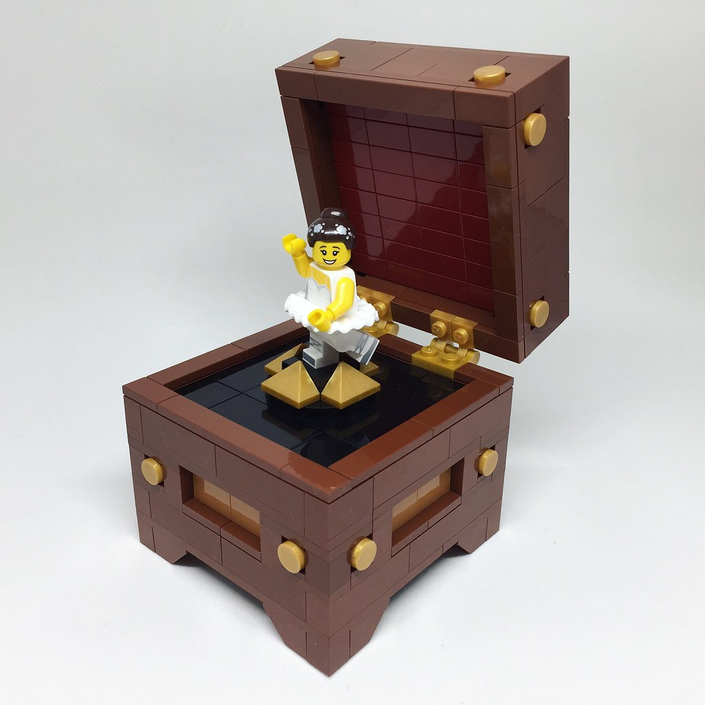 Dance (custom built Lego model)