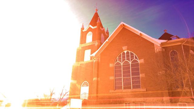 Creek & 1st United Church March 19