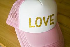 客製化網帽-熱轉印熱燙膜-PVC-金蔥系列