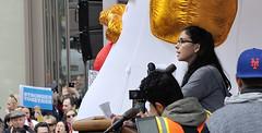 Sarah Silverman Tax March NYC 2017-04-15