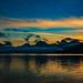 Lake Macdonald Sunrise IV by steve rubin-writer